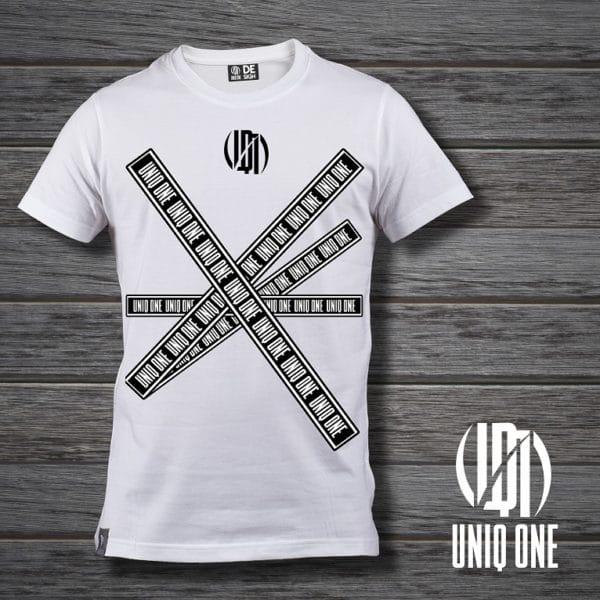 camiseta basic line 2 blanco