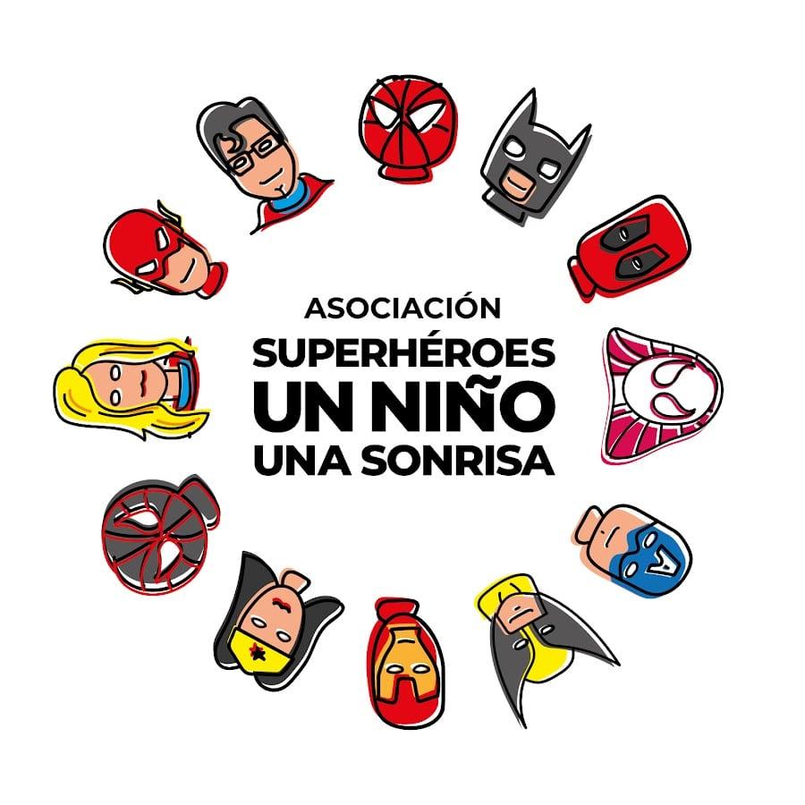 ASOCIACIÓN SUPERHEROES UN NIÑO UNA SONRISA